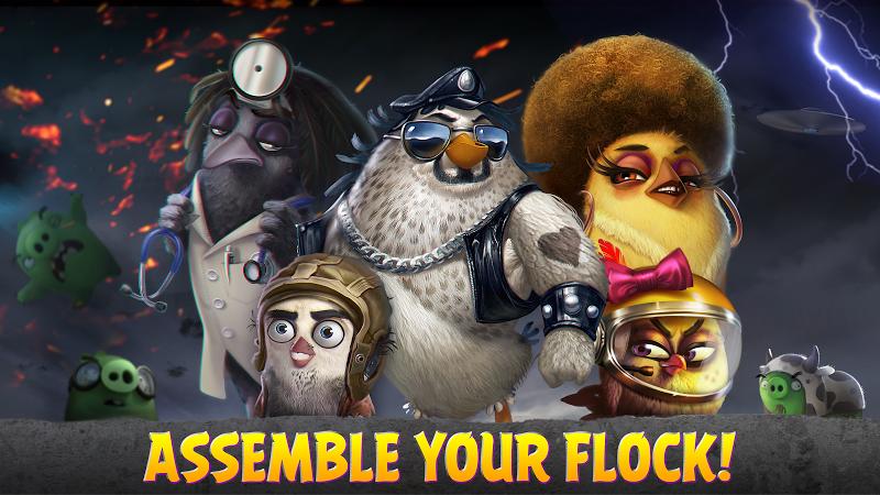 Angry Birds Evolution v1.10.0 + Mod