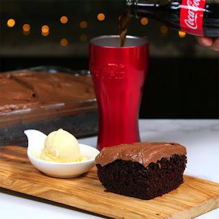 Copycat Cracker Barrel Coca-Cola Cake