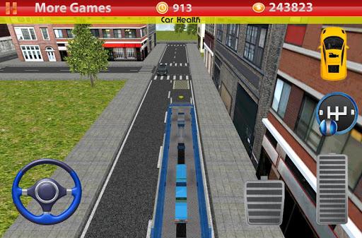 貨運卡車3D模擬器2015年