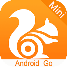 UC Browser Mini for Android Go APK poster