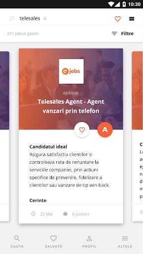 eJobs.ro - Locuri de muncu0103  screenshots 4