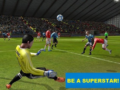 Dream League screenshot 4