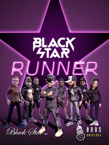 Black Star Runner v1.2 (Mod Hearts/Stars)