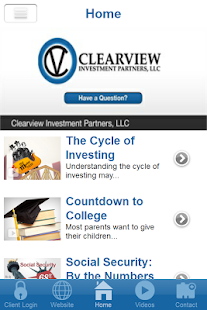 Clearview Investment Partners- screenshot thumbnail