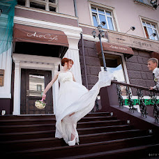Wedding photographer Tatyana Cherepanova (anna211107). Photo of 21.10.2013