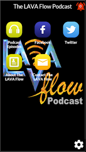The LAVA Flow Podcast- screenshot thumbnail