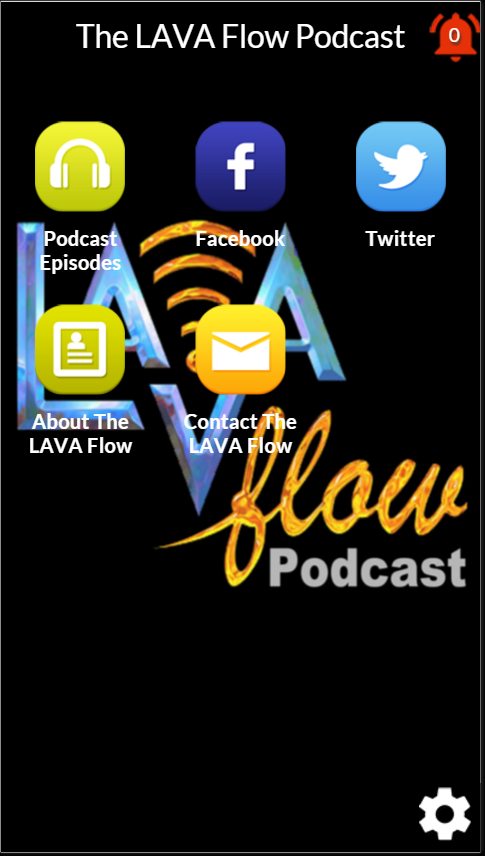 The LAVA Flow Podcast- screenshot