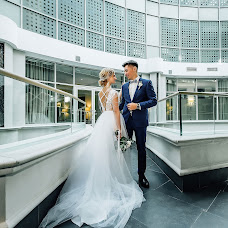 Wedding photographer Maksim Ovsyannikov (dreamday). Photo of 09.10.2018