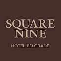 Square Nine Hotel Belgrade icon