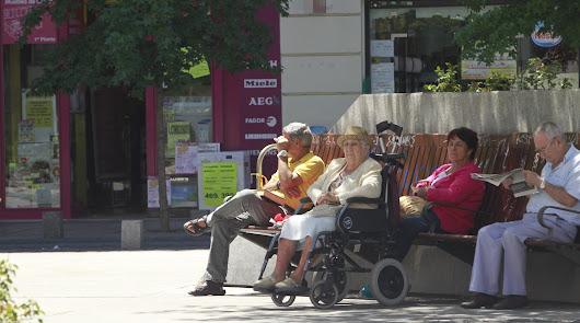 Los pensionistas de la capital, Carboneras y Alcudia son los que más paga cobran