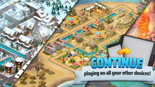 City Island 5 – Tycoon Building Simulation Offline Mod 1.11.3 Apk [Unlimited Money] 8
