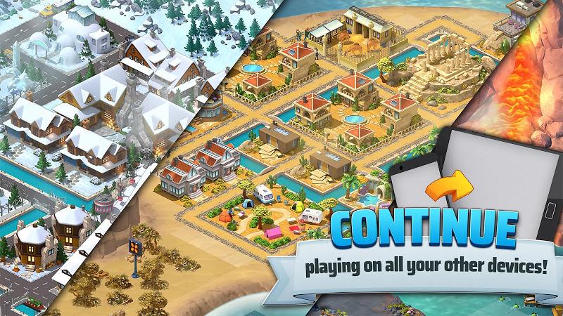 City Island 5 - Tycoon Building Simulation Offline Screenshot 7