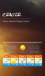 Weather App Widget & Forecast screenshot 0