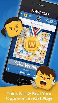 Words With Friends – Play Free APK screenshot thumbnail 5
