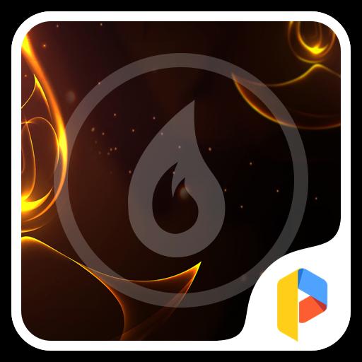 Diwali Theme-FB 個人化 App LOGO-硬是要APP