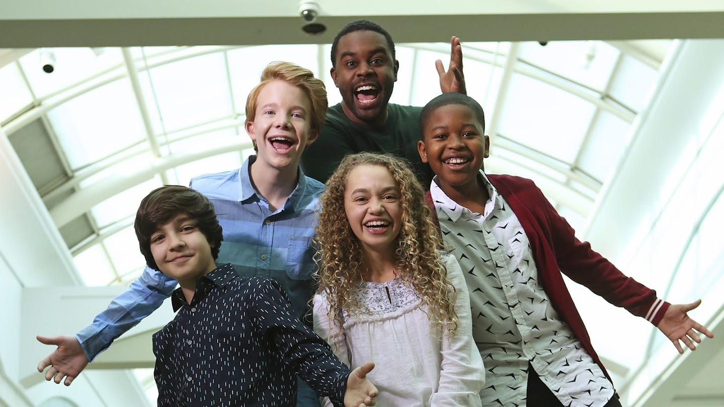 Watch Walk the Prank live