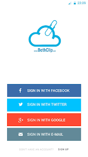 BethClip - Cloud Clipboard- screenshot thumbnail