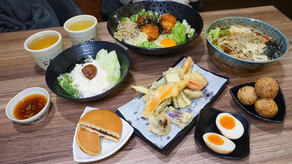 洞蕎麥-日本人主理純手作蕎麥麵 /台南拉麵 /精緻蕎麥丸
