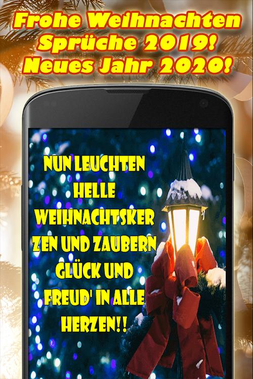 Frohe Weihnachten Sprüche 2019 Gutes Neues Jahr Android