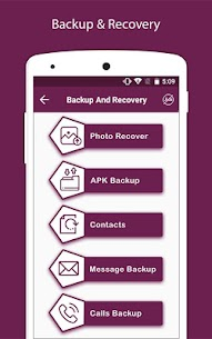 Recover Deleted All Photos, Files And Contacts 7