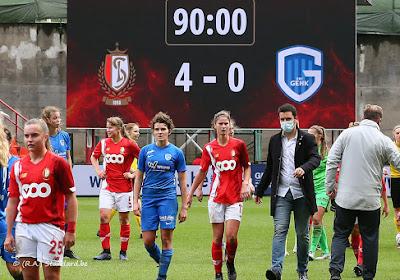 Standard wint ruim van Genk in Super League