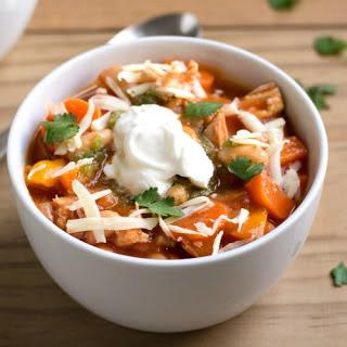 Leftover Chicken Chili Recipes