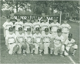 Photo: 1964 Lockport Little League All Stars