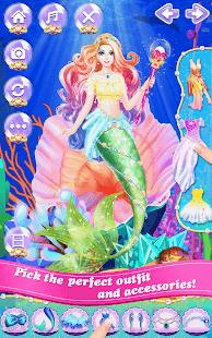 Mermaid-Princess-Beauty-Salon 14