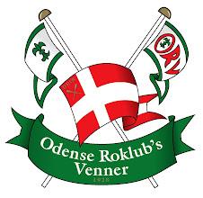 Photo: Odense Roklubs Venners logo