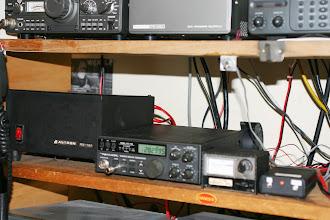 Photo: 28.2995 WB9OTX Beacon Station 5 watts