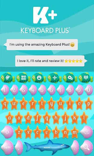 Ocean Keyboard