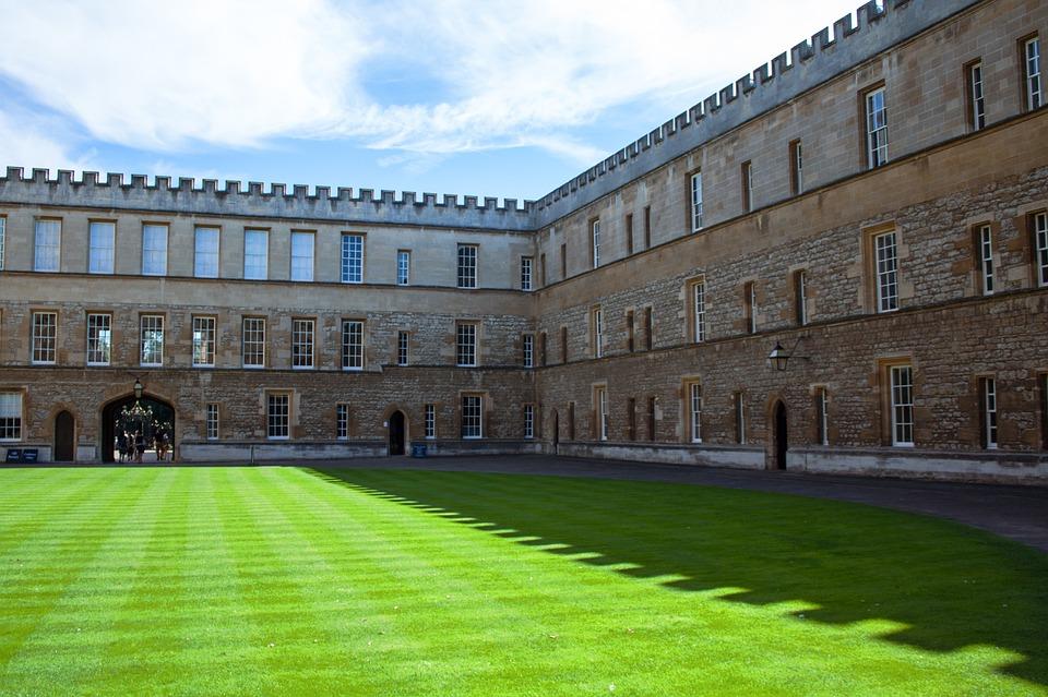Faculdade, Oxford, Oxford College, Universidade