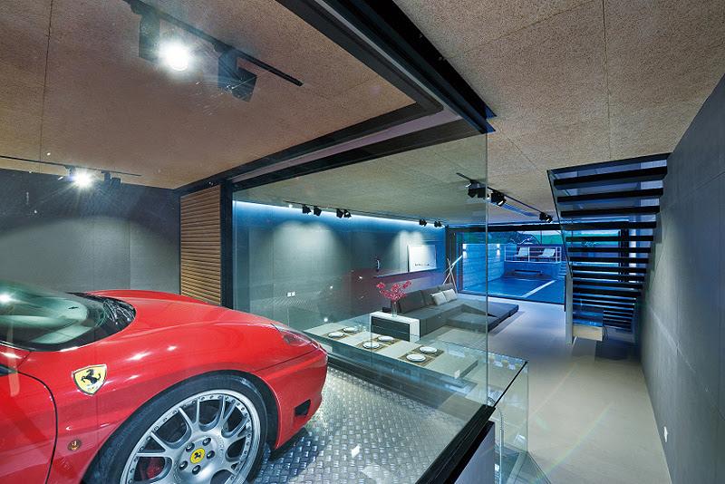 Casa en Sai Kung - Millimeter Interior Design Ltd