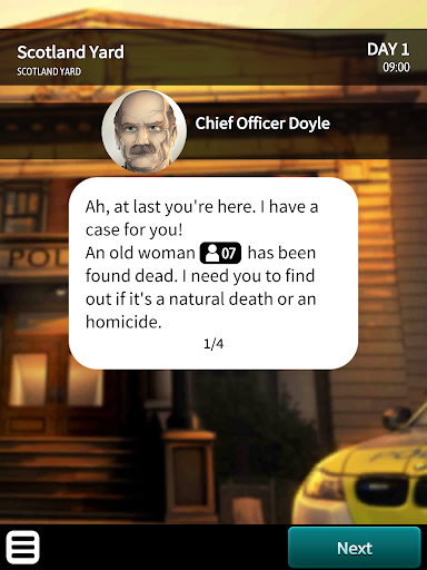 Chronicles of Crime screenshots 14
