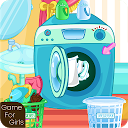 Laundry Machine Games for Girls APK