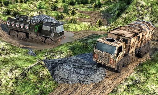 Offroad Mud Truck Simulator 2019: Dirt Truck Drive download 1