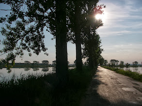 Photo: Mam już rower iauto ,teraz tylko kajaki, ludziki i do domu