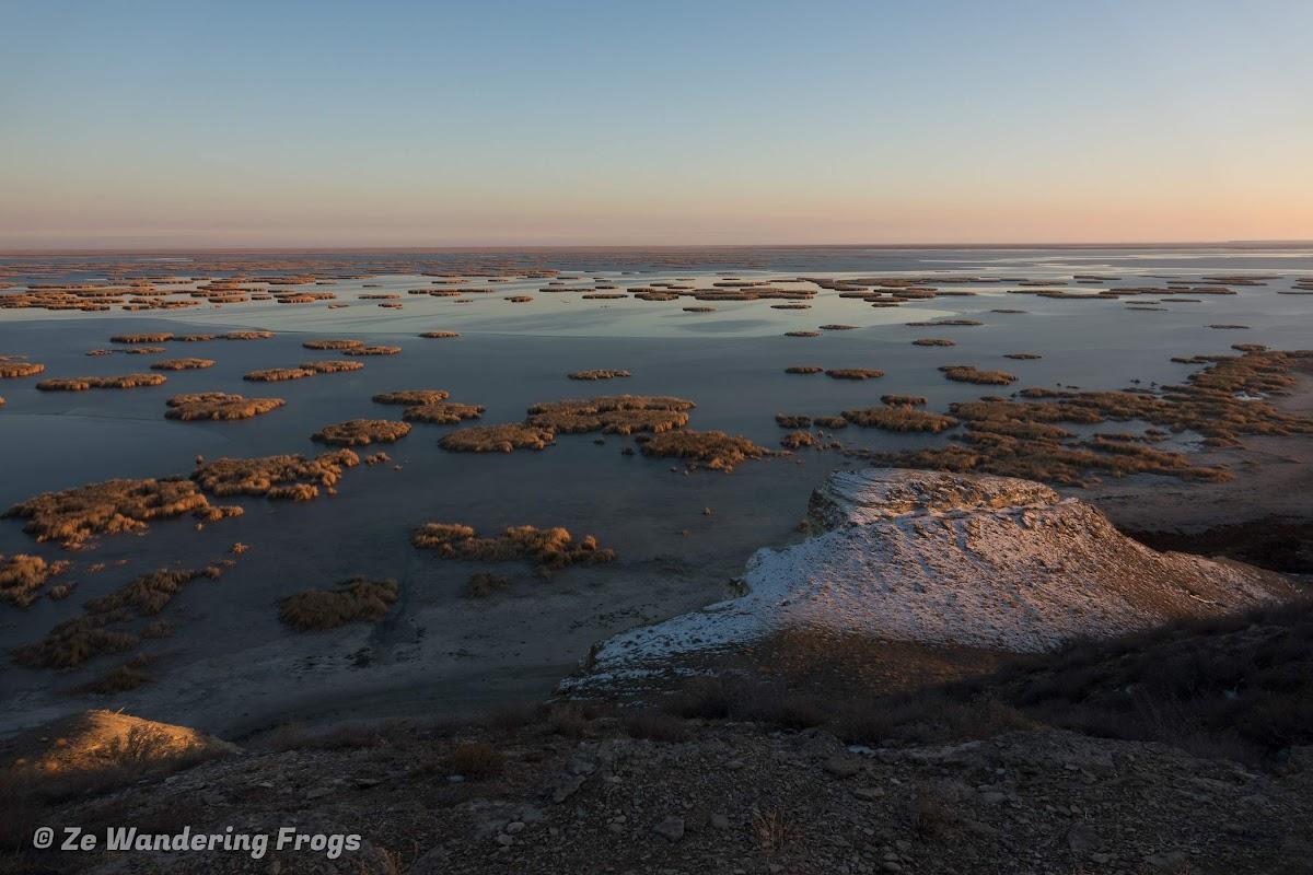 Off-the-Beaten Path Uzbekistan: A 3-Day Aral Sea Tour // Sudochie Lake