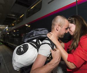 Campenaerts vindt selectie Evenepoel-Van Aert nog altijd logisch, al mist hij daardoor de Spelen terwijl vriendin wel gaat