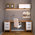 Modern Study Room Design icon