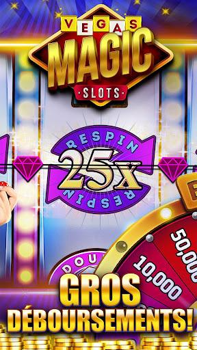 Code Triche VegasMagic™ Machines a Sous Gratuites: Jeux Casino APK MOD (Astuce) screenshots 2