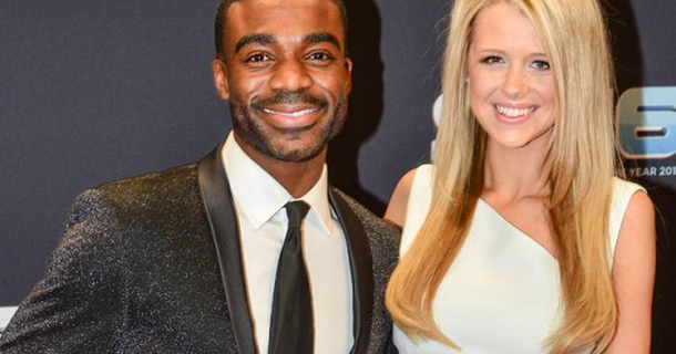 Ore Oduba cried when he found out wife was pregnant