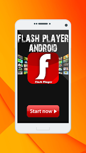 Free Flash Player Reference For Android - náhled