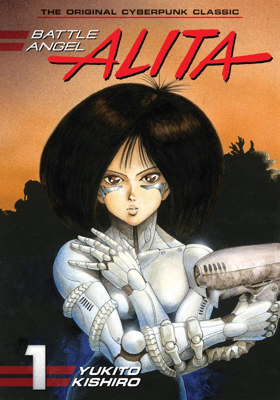 Battle Angel Alita (2017) - complete