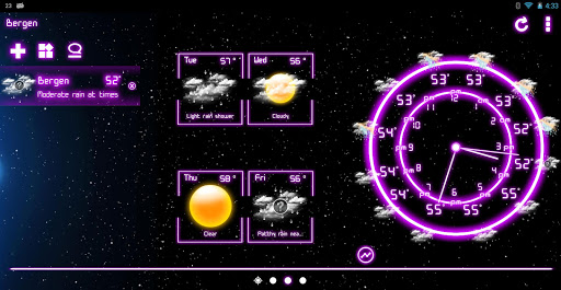 Weather Neon  screenshots 10