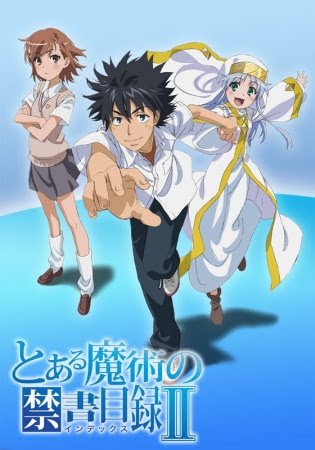Toaru Majutsu no Index II (A Certain Magical Index II) thumbnail