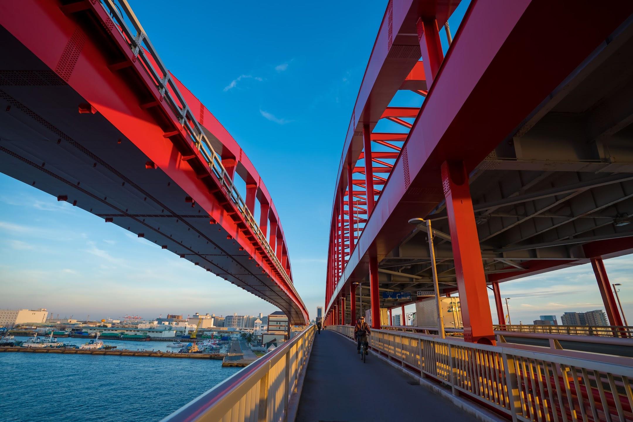Kobe Great Bridge1