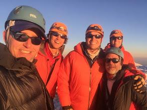 Photo: Me, Matt, Andrew, Mark and Will
