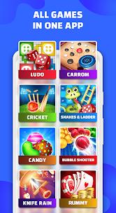 Hello Play – Ludo, Carrom, Cricket , Candy Games 5