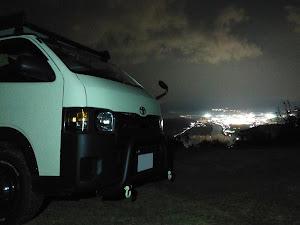 ハイエース GDH206Vのカスタム事例画像 4480🌲さんの2021年10月27日20:40の投稿